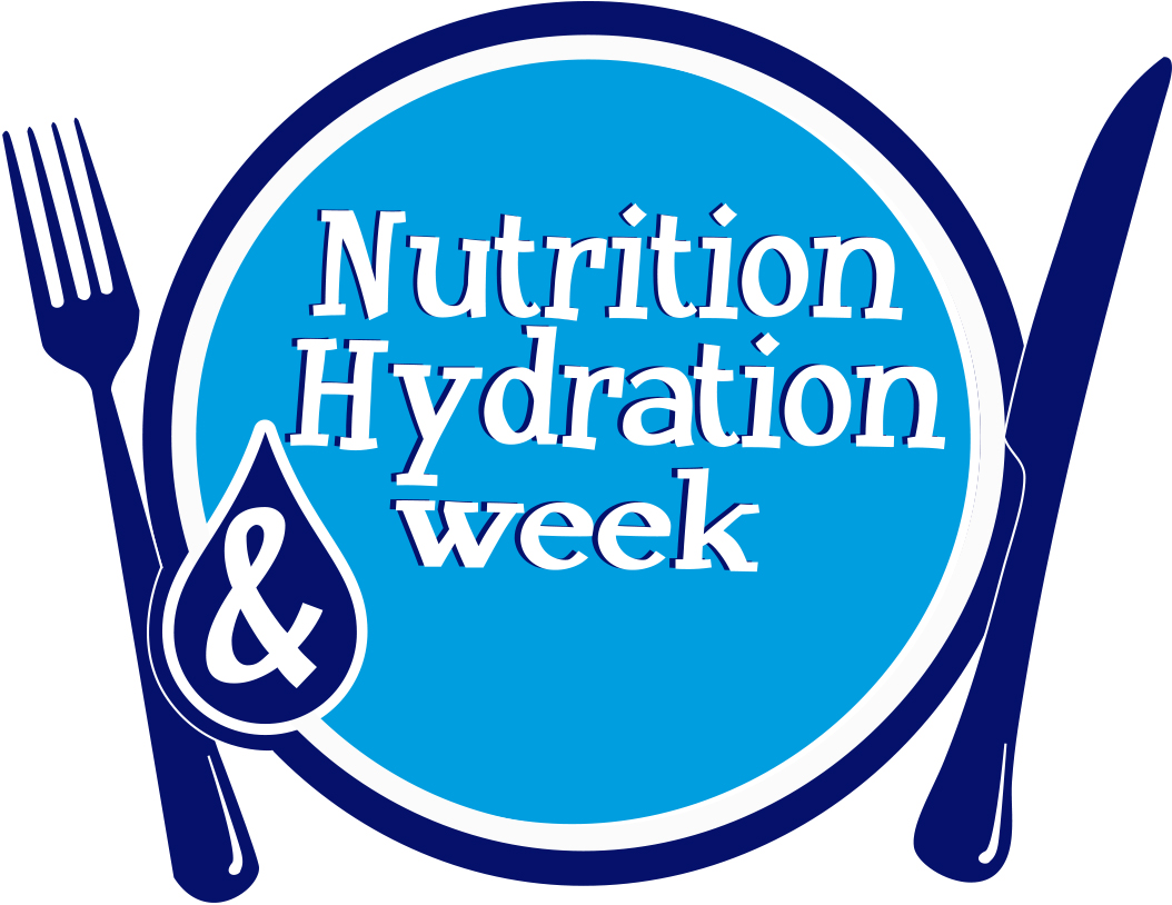 Image result for nutrition and hydration week
